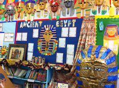 My Ancient Egypt Display.