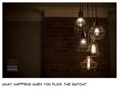 What happens when you flick the switch?  Bespoke Renovation 5