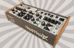 Freaqbox Murmux Semi-Modular Synthesizer straight from Greece!!