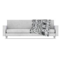 "$99 80x60 Catherine Holcombe ""Blanket of Confusion"" Fleece Throw  Blanket"
