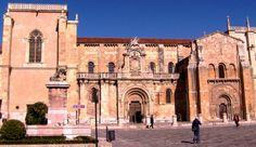 Basílica de San Isidoro #leon #viajes