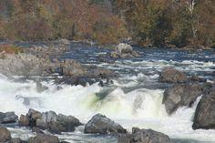 Great Falls National Park - Virginia Side
