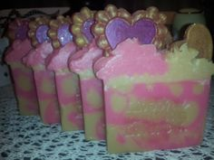Pink and Gold Scented in Juicy Couture