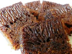 """""""I'd been hankering to bake a cake for a while now and I really wanted to try the Boy's family's """"secret"""" Honeycomb Cake recipe. This cake is also known as Kek S…"""