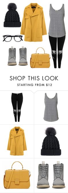 """Untitled #13"" by norafatehi ❤ liked on Polyvore featuring Boohoo, Barbara Bui and Dr. Martens"