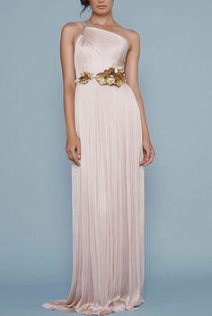 Lucia Maria Hohan Caipirihna gown
