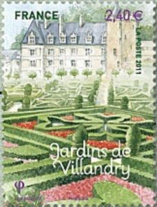 French Garden - Villandry
