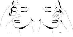Respiração alternada - Nadi Sodhana