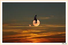 Tightrope Walker by Ph.R