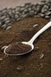 Mix used coffee grounds with crushed dry egg shells and tomato plant blossoms won't rot.