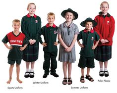 At Point View School our students are required to wear the official school uniform every day. John Russell Menswear in Moore Street, Howick are stockists of the all uniform items. Below is an overview of the various items for winter, summer and sports. Please assist your child to ensure their uniform is worn correctly to help promote pride in being a part of our school.