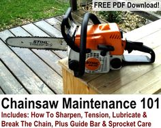 If you do not know what to look for when buying Chainsaws, it is not easy to make the right decision. There is a too big risk of choosing Chainsaws and being disappointed when you receive the product. Best Chainsaw, Chainsaw Repair, Chainsaw Mill, Lawn Mower Repair, Yard Tools, Garage Tools, Engine Repair, Small Engine, Wood Cutting