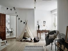 Gravity Home : Photography by Jonas Berg for Stadshem. Swedish Interior Design, Swedish Interiors, Home Interior, Kid Spaces, Living Spaces, This Old House, Deco Kids, Gravity Home, Kids Decor