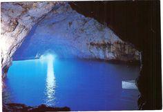 Grotta all'Isola di Dino, CS #Calabria (da vedere)