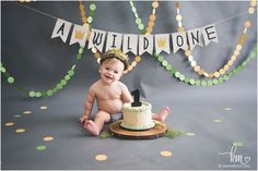 ... Indianapolis cake smash photographer a wild one themed cake smash session - where the wild things are 1st birthday party ...