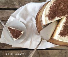 Ciasto w 5 minut, czyli banoffee pie - Primi Piatti Rhubarb Recipes, Tea Recipes, Fruit Recipes, Cake Recipes, Dessert Recipes, Desserts, Vegan Banoffee Pie, Banoffee Cake, Rhubarb Cake