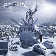 Album Review: Helloween - My God Given Right