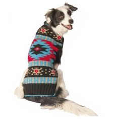 Chilly Dog BLACK SOUTHWEST Dog Sweater, Small -- Read more reviews of the product by visiting the link on the image. (This is an affiliate link) #Dogsweaters