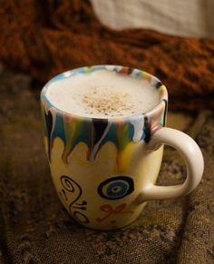 Mock-Sahlep Ingredients: 2 cups milk or water (milk is better!) 3 Tbs. cold water 2 1/2 tsp. powdered arrowroot pinch each nutmeg and cinnamon 2 or more Tbs. sugar, to taste