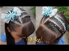 Diana, Lily, Hair Styles, Image, Youtube, Fashion, Up Dos, Templates, Braids For Short Hair