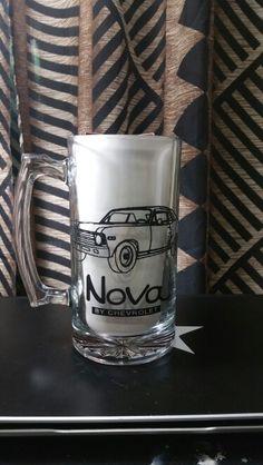 Chevy nova mug