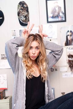 Gillian Zinser -- I want to be you