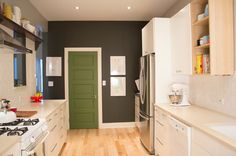 Kitchen Before & After: Two Bedrooms Become a Gorgeous Galley Kitchen — Reader Kitchen Remodel