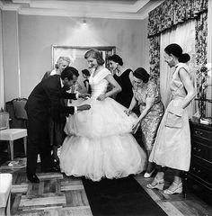 Oscar de la Renta, 1956