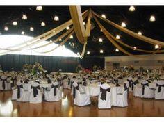 Hubbard Ballroom at Ford Community & Performing Arts Center, Wedding Venue, Dearborn, MI
