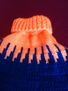 Your place to buy and sell all things handmade Small Dog Sweaters, Knit Dog Sweater, Long Sleeve Turtleneck, Denver Broncos, Dog Friends, Beautiful Hands, Small Dogs, Hand Knitting, Knitted Hats