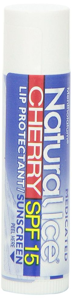 Natural Ice Cherry, 0.16 ounce Tubes (Pack of 48) *** Amazing product just a click away  : Lip Care