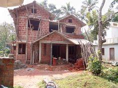 RESIDENCE PROJECT AT KUNDUPARAMBU, CALICUT - DESIGNED BY iDESIGN Designers & Engineers 1st floor, Mechannur complex, Cheruvannur, Calicut - 673655. Kerala. Mob : +91 9995006407, 9895772550. Email: idesigncalicut@gmail.com
