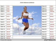jumping 30 days