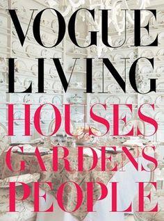 Coffee Table Design Books  Vogue Living