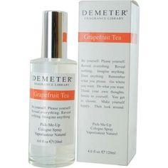 Demeter By Demeter Grapefruit Tea Cologne Spray 4 Oz