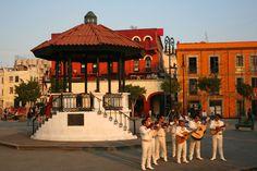 Request a mariachi song at Plaza Garibaldi, Mexico DF