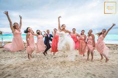 Bridesmaid GOALS!
