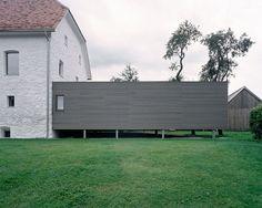 Andreas Lechner - Baroque house extension, Graz 2012. Photos ©…