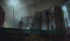 ArtStation - tomcat3, Piotr Jabłoński