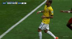 Nyom vs. Neymar