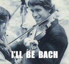 mozart, schwarzenegger - austrians are into music!