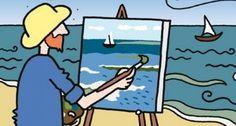 Graphic novel review: 'Vincent' by Barbara Stok   Edward Kobus Design
