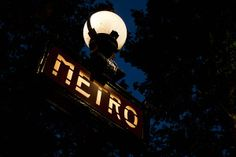Incredible work of Denise Dube! Paris Metro in the Evening Photograph by Denise Dube  Photography For Sale, Paris Photography, Night Photography, Landscape Photography, Travel Photography, Art Prints For Sale, Fine Art Prints, Paris Metro, Cityscape Art