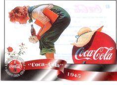 Coca-Cola 1945 #cocacola