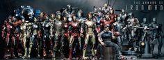 Iron Man - Suits