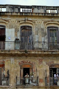 Havana, Habana vieja, Cuba