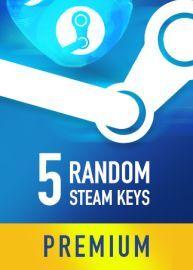 51f6951a14c Random PREMIUM 5 Keys Steam Key GLOBAL Requisitos Do Sistema