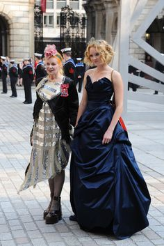 Vivienne Westwood and Lily Cole at London's Royal Academy of Arts London Fashion, High Fashion, Britain's Got Talent, Lily Cole, English Fashion, The Vivienne, Royal Academy Of Arts, Vivienne Westwood, Dress Me Up