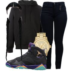 Yoo This Rioting Here In Baltimore Crazy by princessqm9 on Polyvore featuring SWEAR, Armani Jeans and Michael Kors