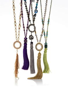 Tassels hold sway #chicos